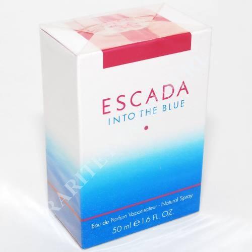 купить духи инту блю от эскада Into The Blue от Escada туалетные