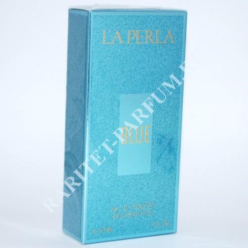 Купить духи Ла Перла Блю от Ла Перла (La Perla Blue от La Perla) туалетная  вода 30 мл (ж) в интернет-магазине недорого 1a589971b874b